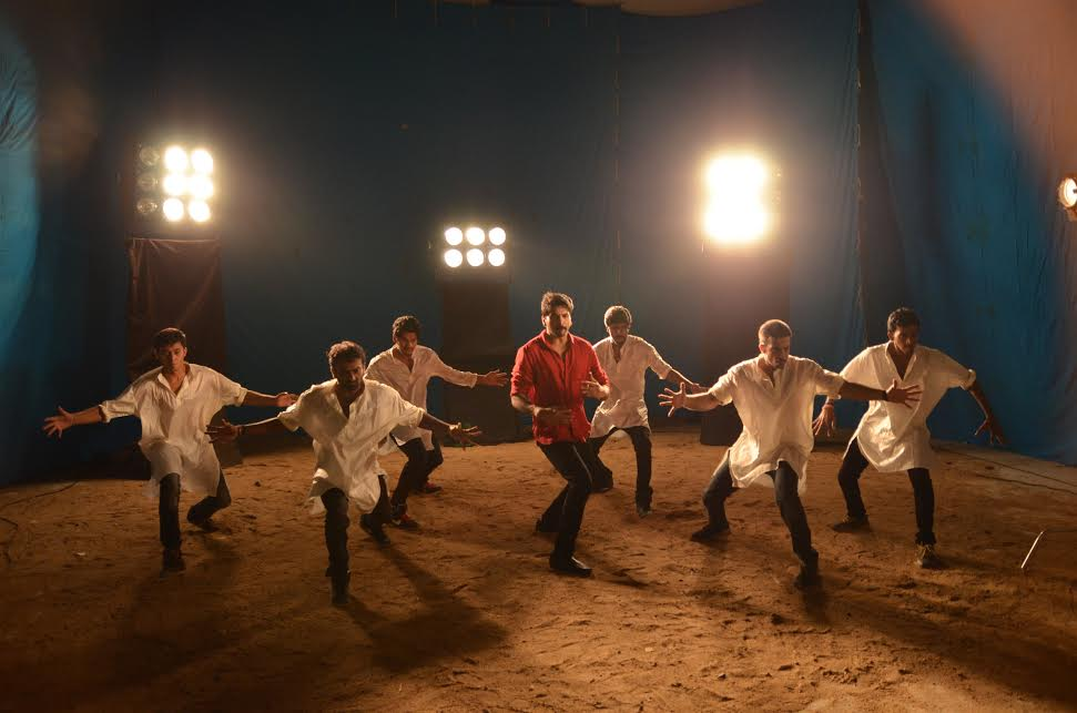 கணேஷ் பிரசாத்தின் 'எனது இந்தியா' என்னும் மியூசிக் வீடியோ ஒன்றரை லட்சம் பார்வையாளர்களை எட்டி இருக்கிறது…