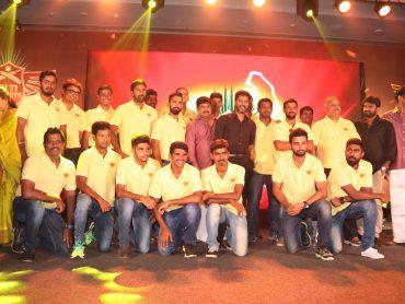 'Prabhu Deva' launches the Anthem of 'TUTI PATRIOTS'