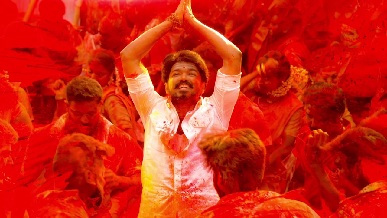 Mersal – Official Tamil Teaser (official Video)