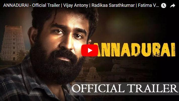 ANNADURAI – Official Trailer