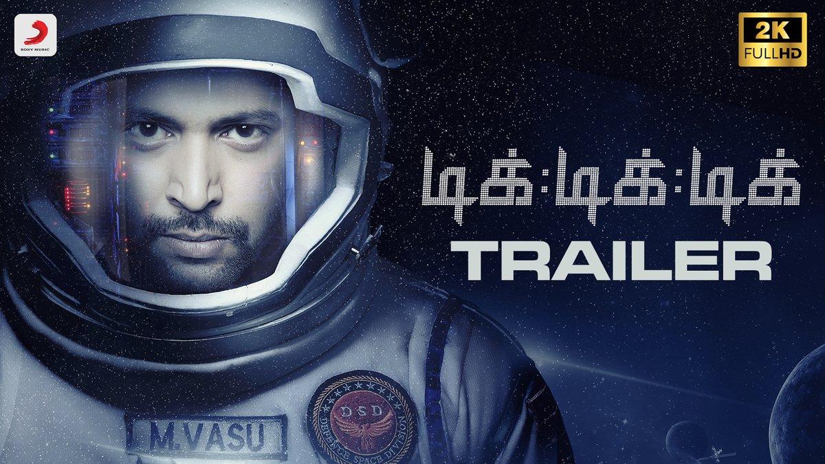 Tik Tik Tik – Official Tamil Trailer
