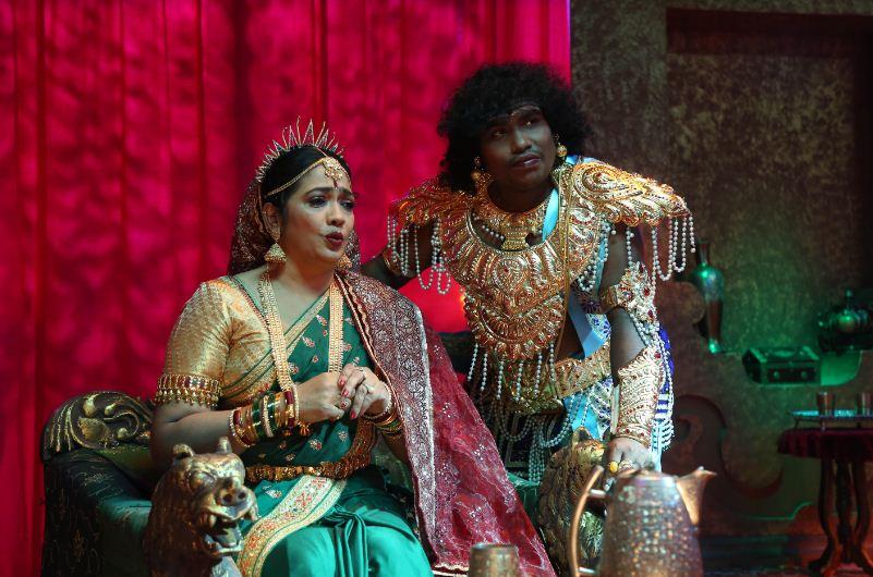 கடலோர கவிதைகள் ரேகா மகனாக யோகிபாபு