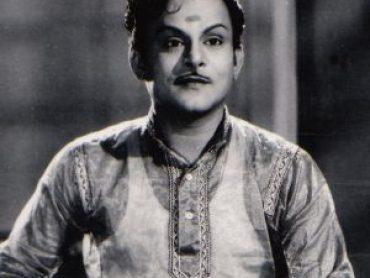 நடிகர் டி.ஆர். மகாலிங்கம் பிறந்த தின பதிவு