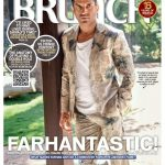 "A vision! Farhan Akhtar looks ""Farhantastic"" on the latest cover of a leading magazine. Check out!"