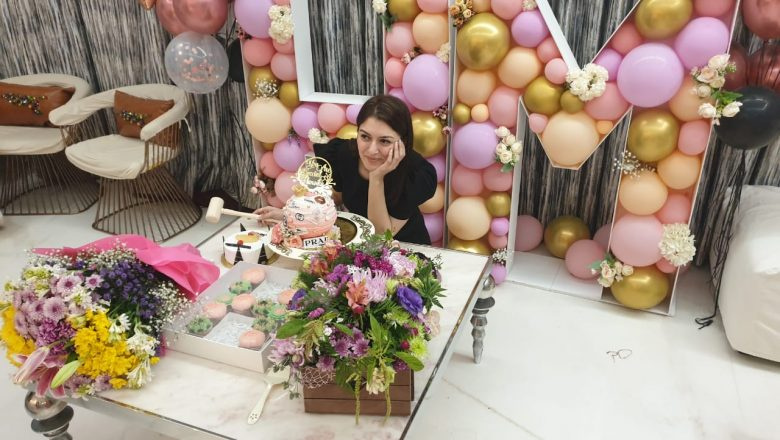 Hansika Motwani gets a birthday gift with a celestial 'STAR' named after her