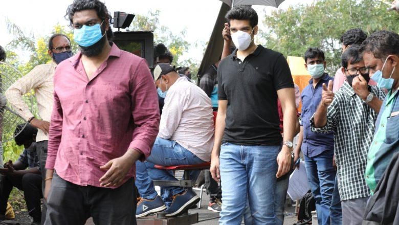 சிபிராஜ் நடிப்பில் ஜி.தனஞ்செயன் தயாரிப்பில் கபடதாரி' படப்பிடிப்பு நிறைவடைந்தது!