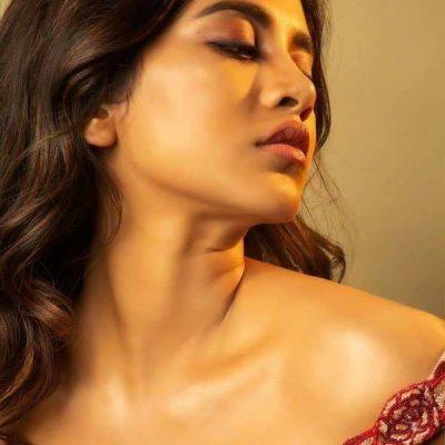 Mesmerizing beauty  Actress NabhaNatesh Hot Photho Shoot