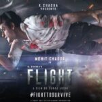 """A film that is worthy of the big Screen' experience,"" share debutant director Suraj Joshi and actor Mohit Chadda as they release the trailer of Flight"