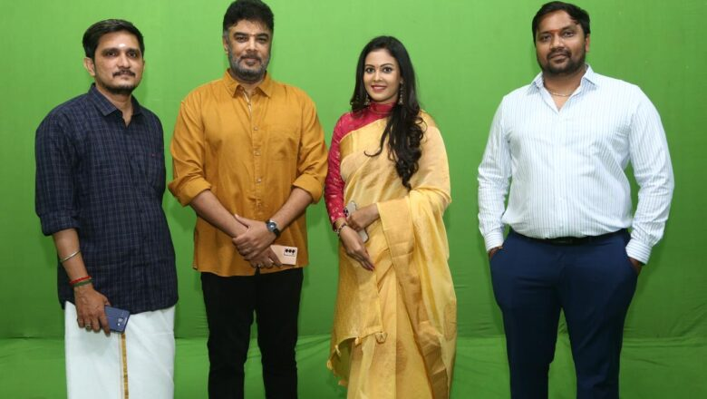இயக்குனர் மணி செயோன் இயக்கத்தில் சுந்தர் C நாயகனாக நடிக்கும் புதிய படம்